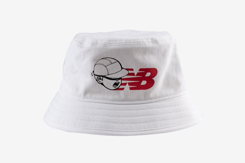 PaperBoy NB Bucket Hat