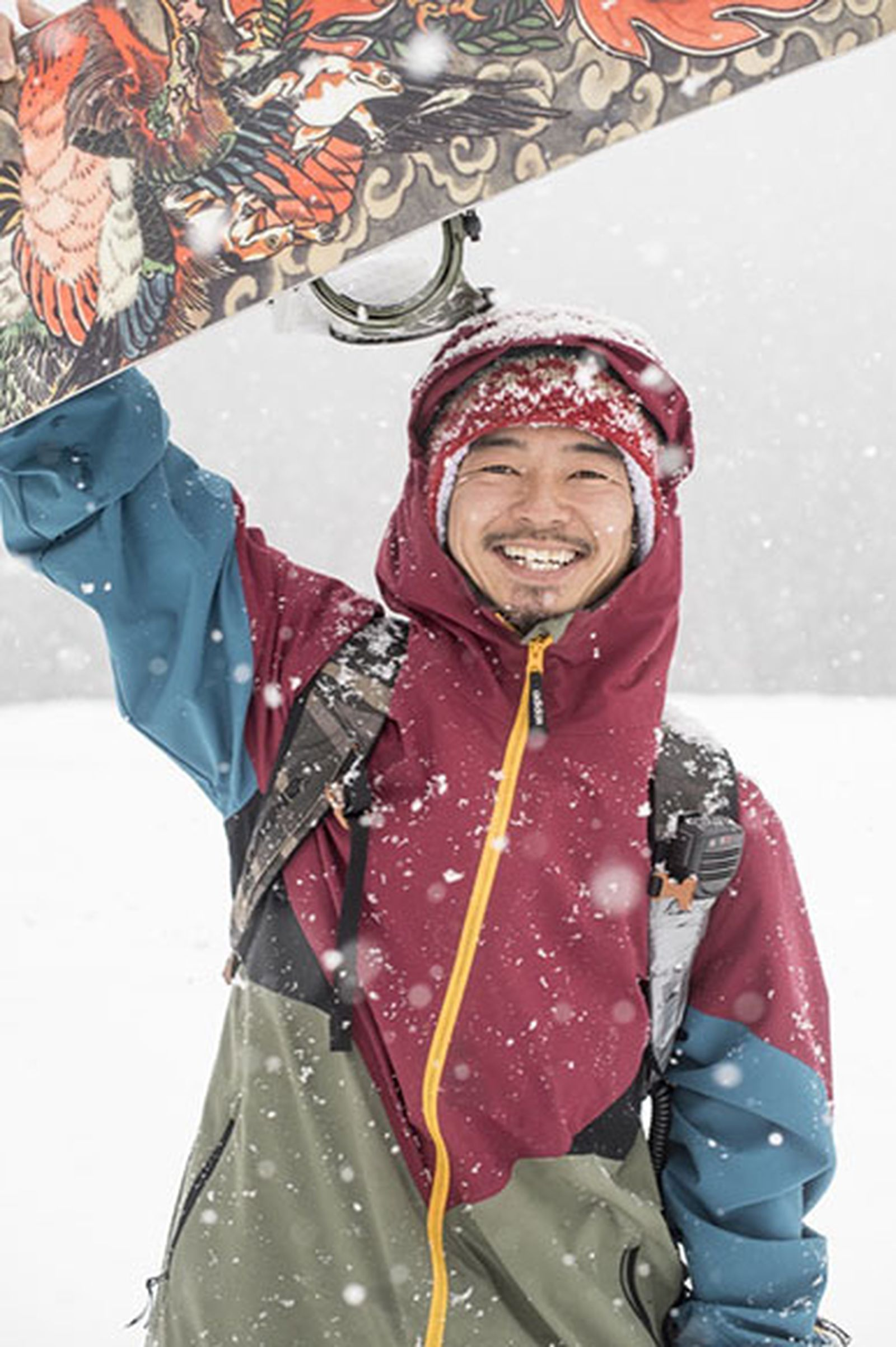 adidas snowboarding fw18