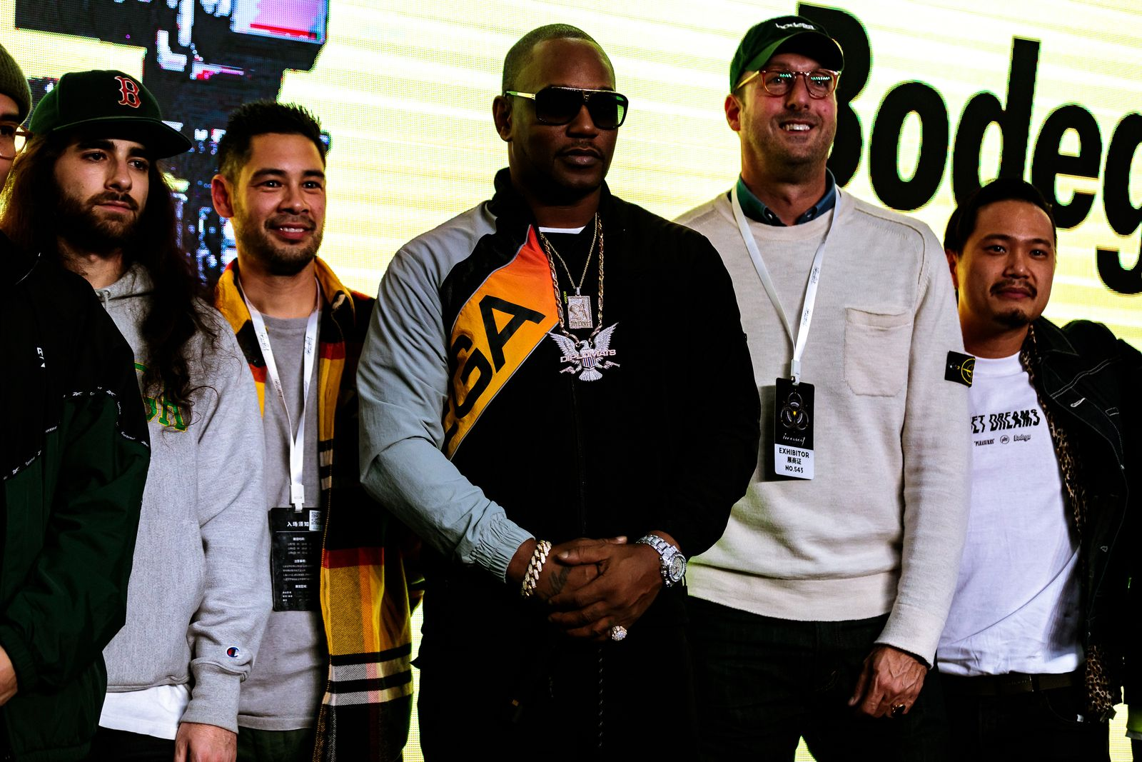 innsersect 2018 reebok panel Jerry Lorenzo Nike Rhude