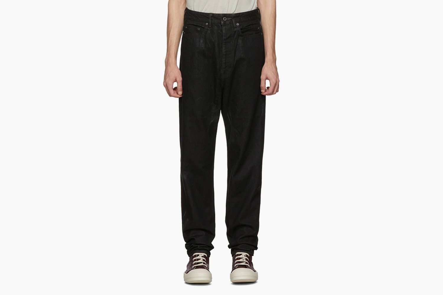 Wax Collapse Long Jeans