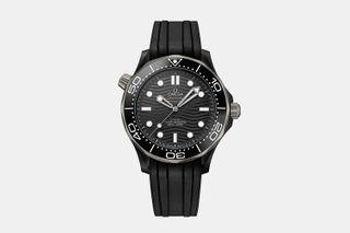 Omega Seamaster Diver 300m Black Ceramic Titanium Shop It Here