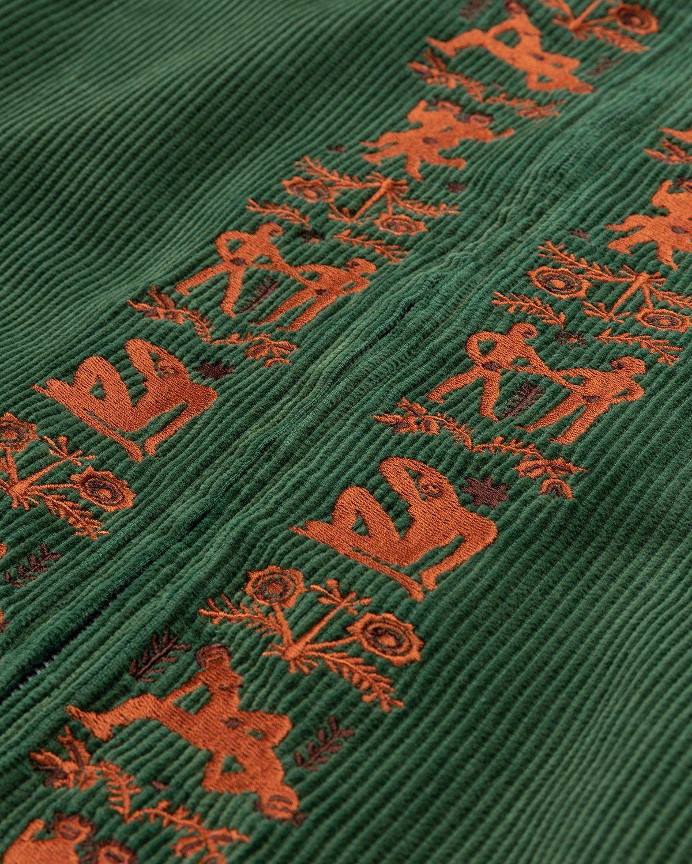 Carne Bollente – Erotic Adventures Jacket Green - Image 4