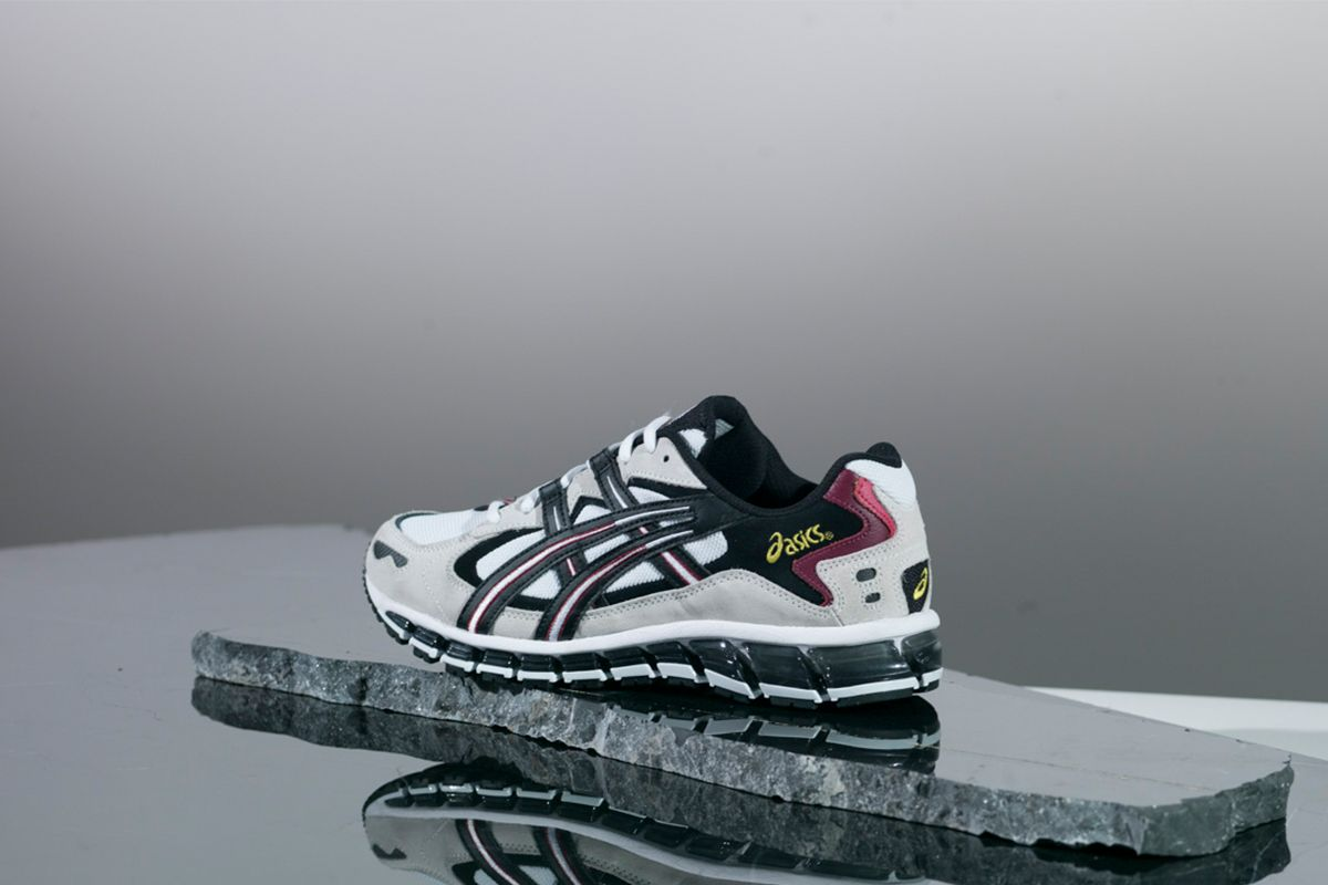 ASICS Comes Through With a Bold New Colorway of the GEL-KAYANO 5 360