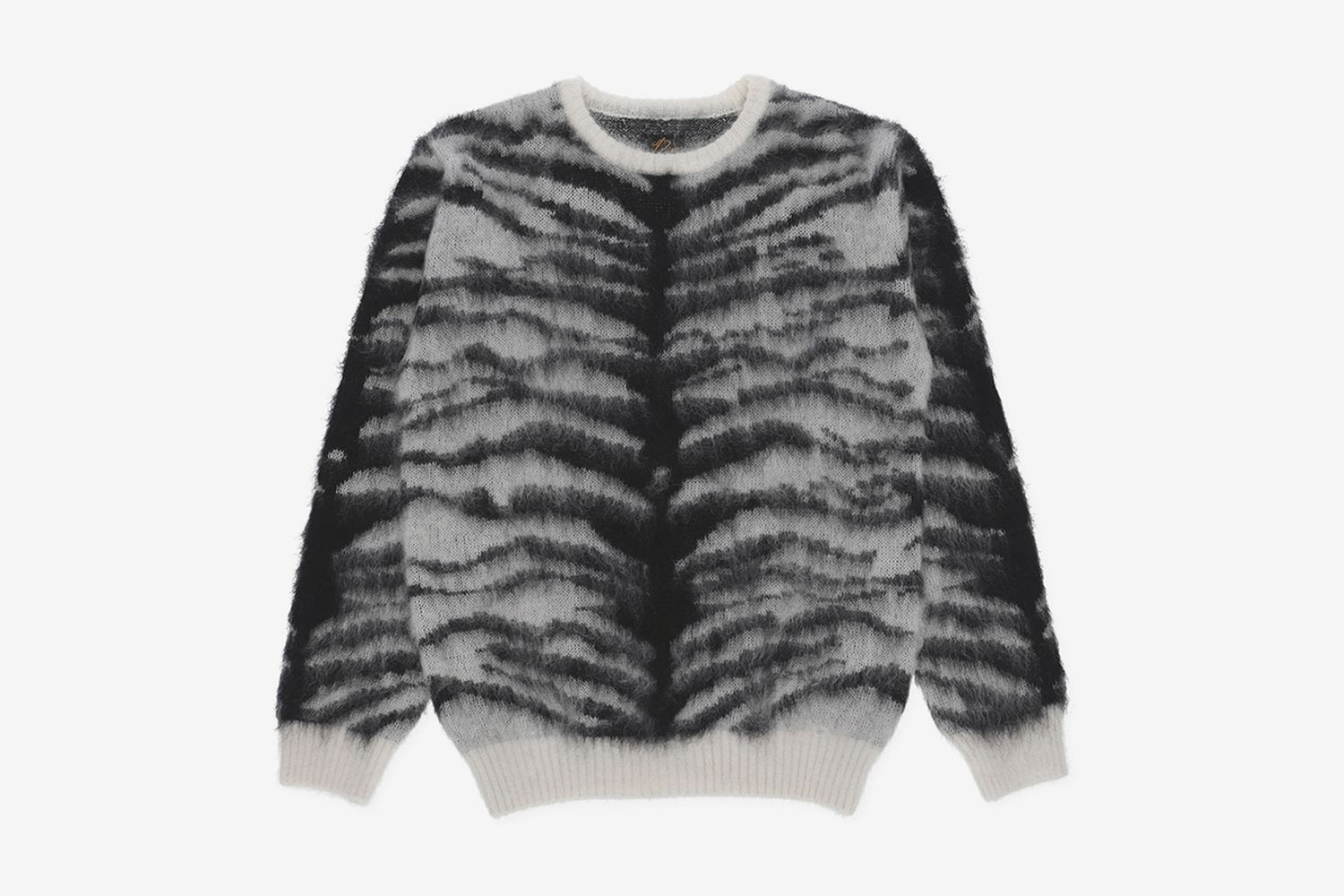 Mohair Tiger Sweater