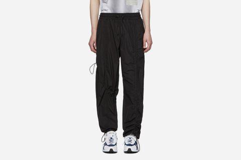 Diagonal Tie Lounge Pants
