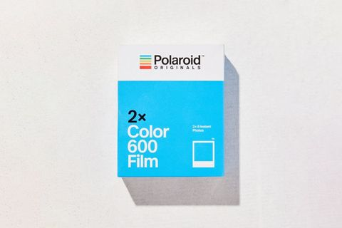 Color 600 Instant Film - Twin Pack