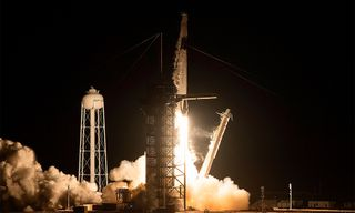 SpaceX Just Made History With the Launch of Its Crew Dragon Spacecraft