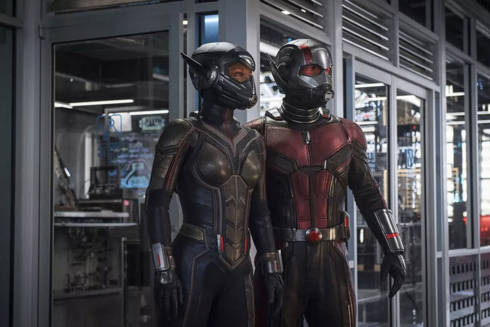 ant man and the wasp critic reviews marvel