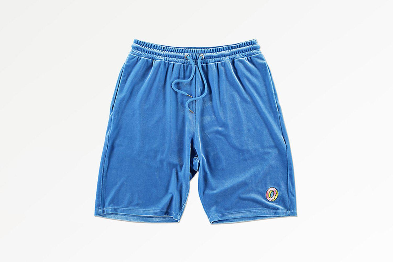 Beach Velour Shorts
