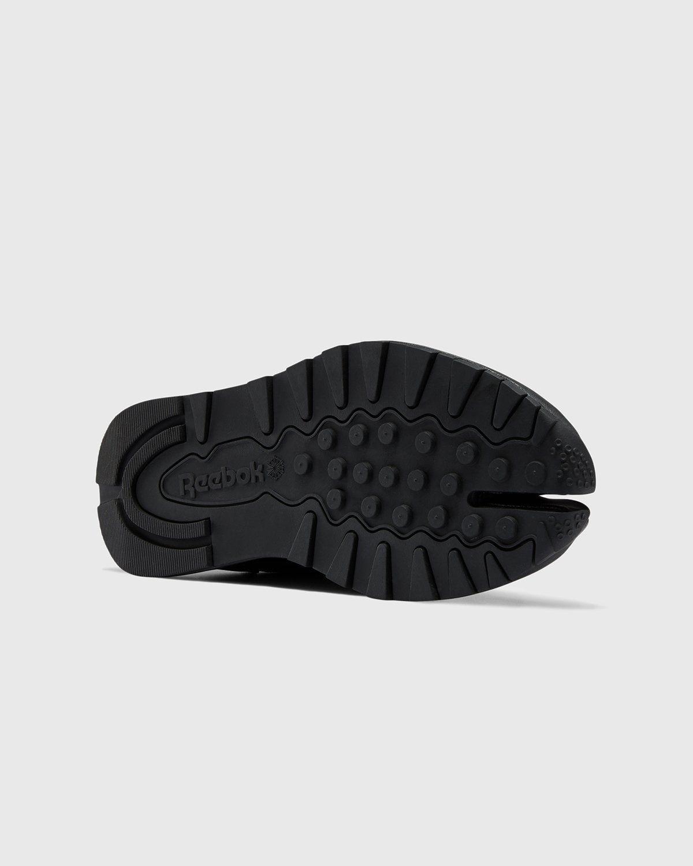 Maison Margiela x Reebok — Classic Leather Tabi Black - Image 8