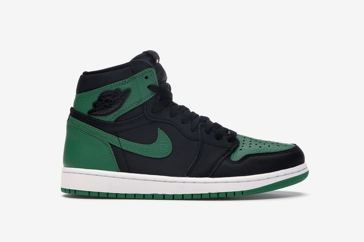 "Here's Where to Shop the ""Pine Green"" Nike Air Jordan 1 Early 1"
