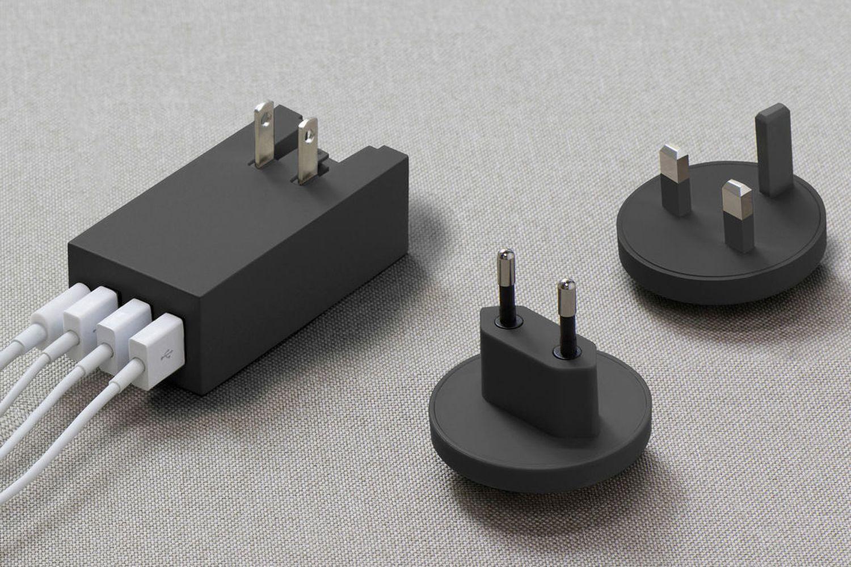 Smart 4 USB Charging Hub