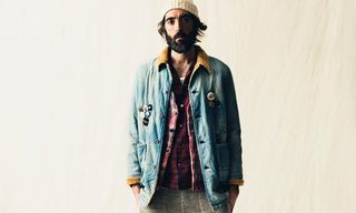 MR.OLIVE Fall/Winter 2014 Lookbook