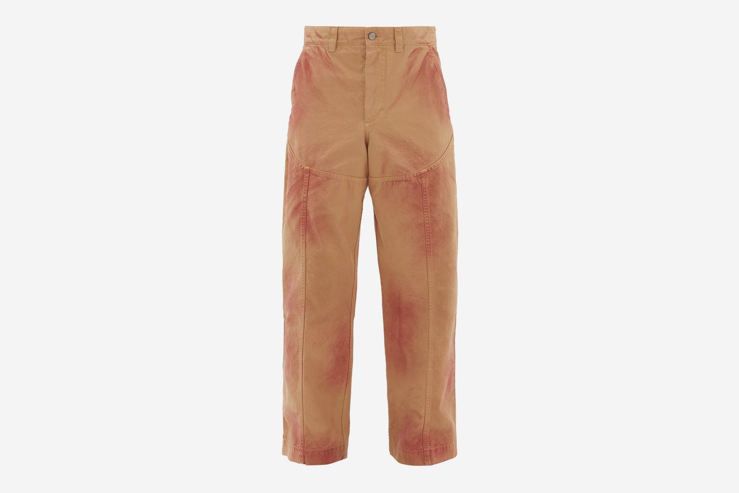 Terraio Spray-Painted Trousers
