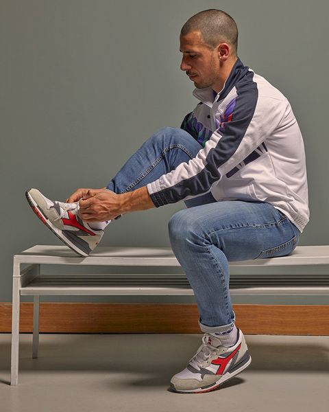 From Bjorg to Baggio, How Diadora Came to Symbolize Style and Sport 31