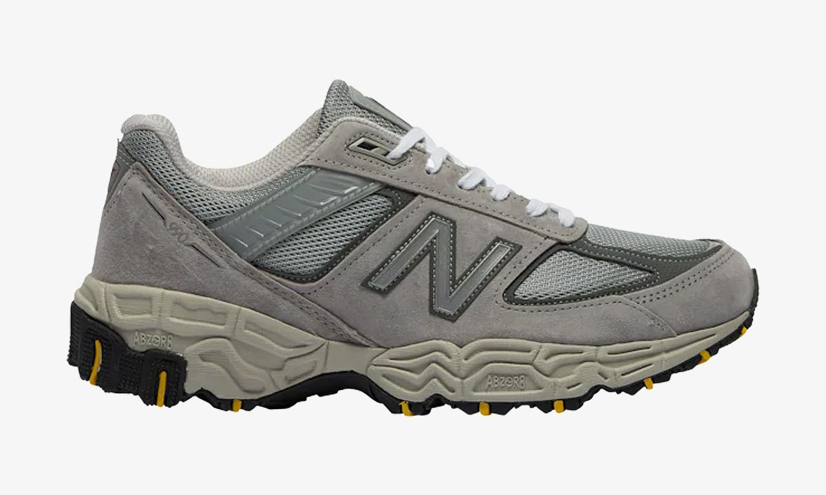 New Balance Turns Its 990v5 Into a Hybrid Trail-Running Beast