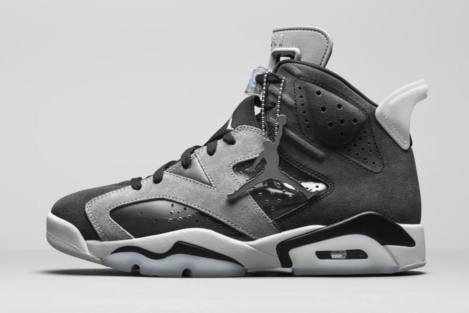 Jordan Brand Fall 2020 sneaker lineup Air Jordan 6 grey