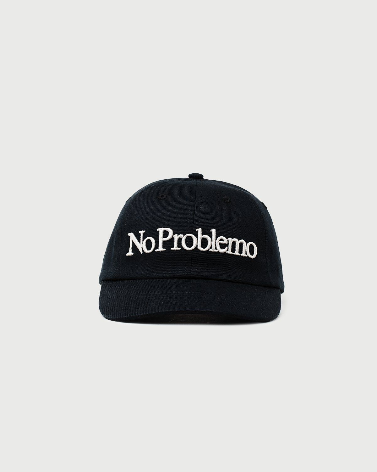 Aries - No Problemo Cap Black - Image 1