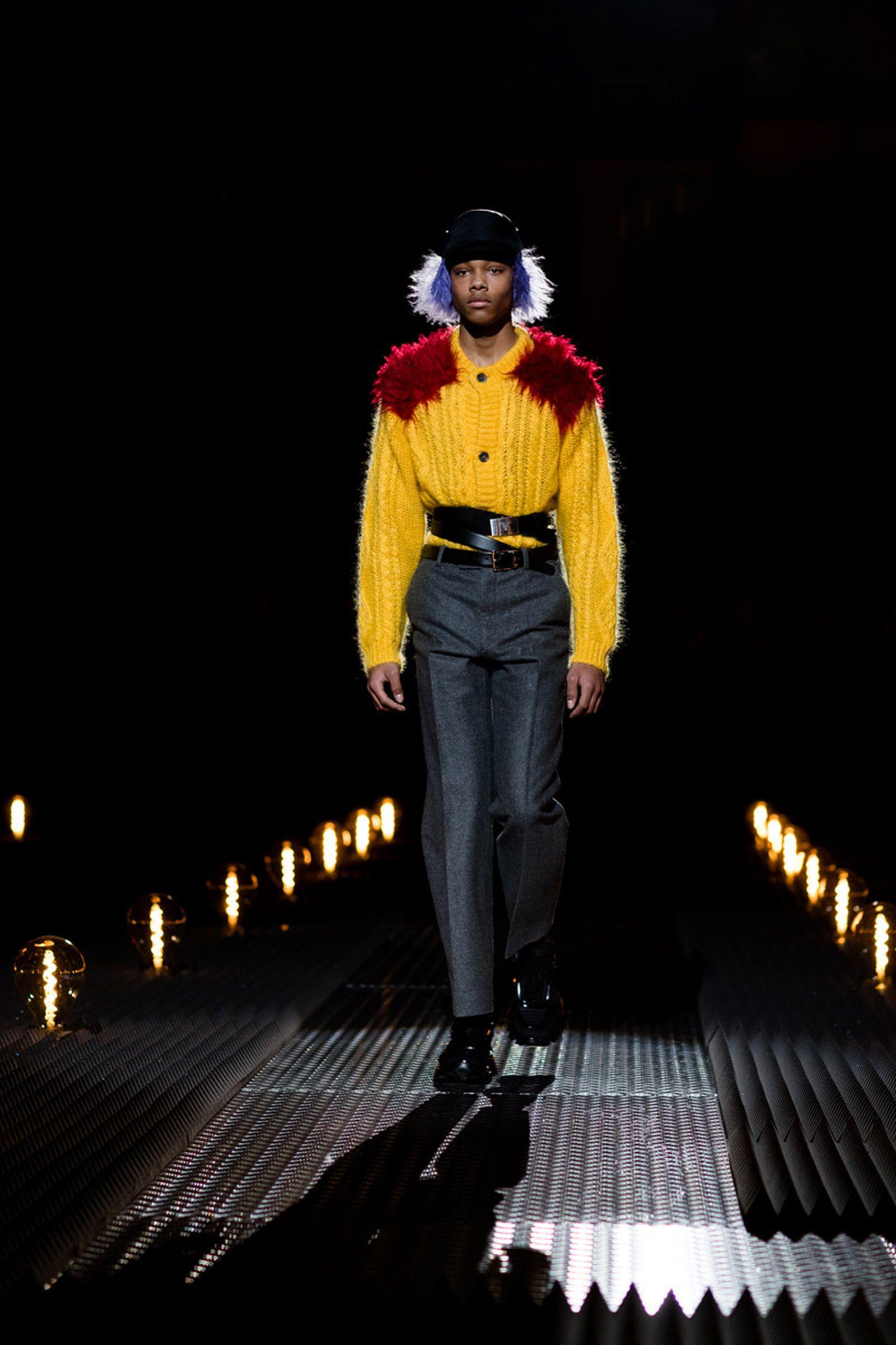 7prada fw19 milan fashion week rumway runway