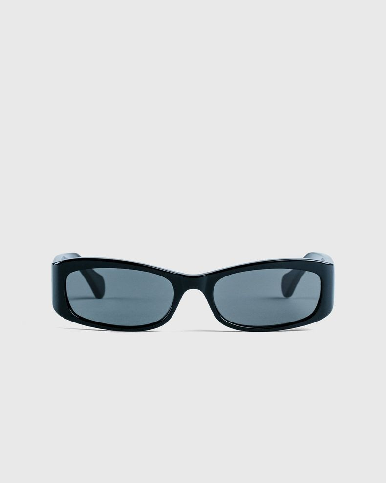 Port Tanger — Leila Black Black Lens