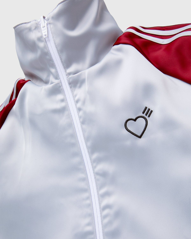 adidas Originals x Human Made — Firebird Track Top Burgundy - Image 8