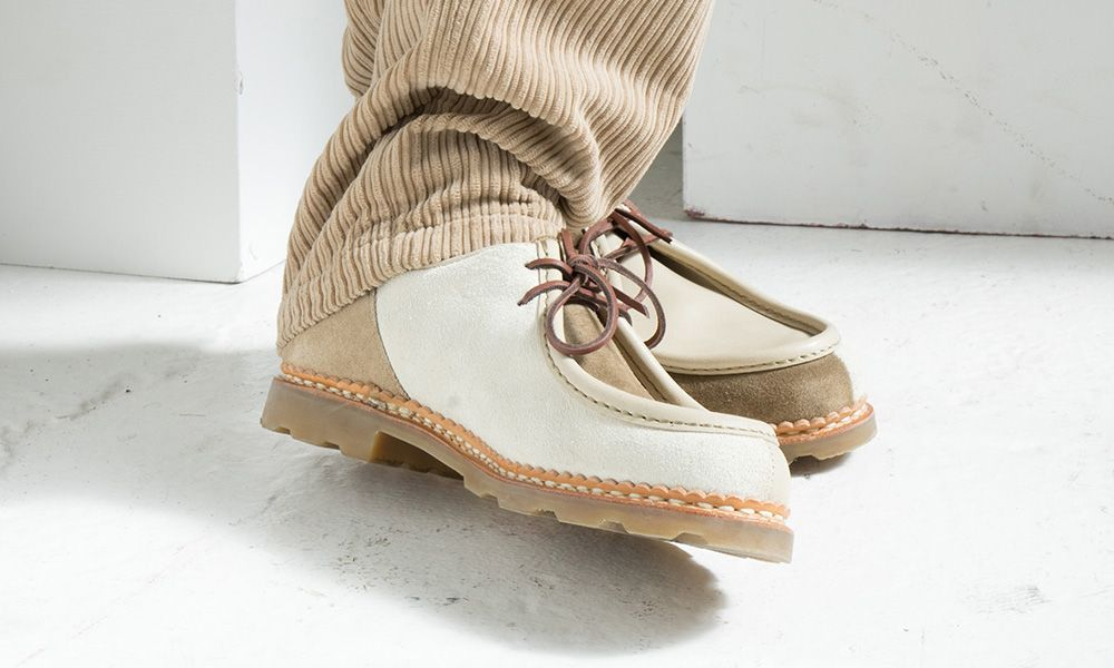 YMC Makes Tasteful Changes to a Classic With the Paraboot Michael Shoe