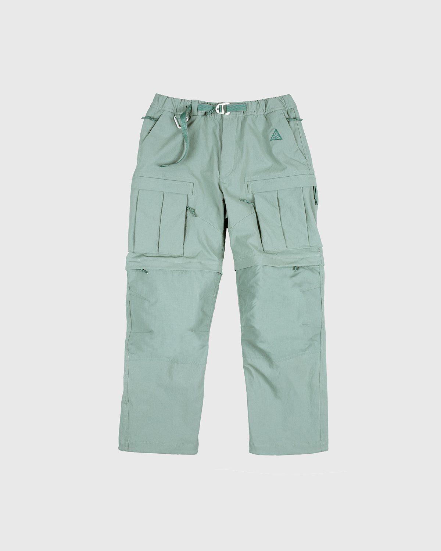 Nike ACG — M NRG ACG Smith Smt Cargo Pant Green - Image 1