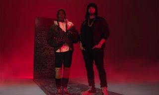 """Boogie Drops Video for Eminem Collab """"Rainy Days"""""""