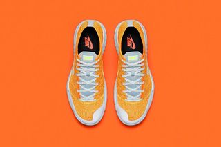 "best deals on b20f5 67e2f Nike Flyknit Trainer Chukka SFB ""Orange White"""