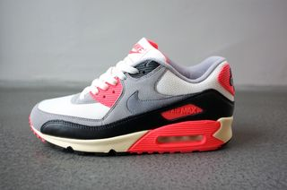 low priced 40db0 7372c nike air max 90 prm vintage infrared spring 2013 sneaker