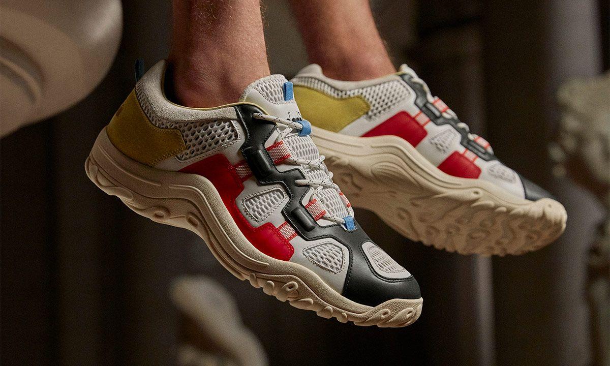 Diadora's Alpaca Kicks Are Your New Favorite Outdoor Shoe
