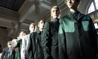 Kris Van Assche Discusses His Upcoming Fall/Winter 2015 Collection