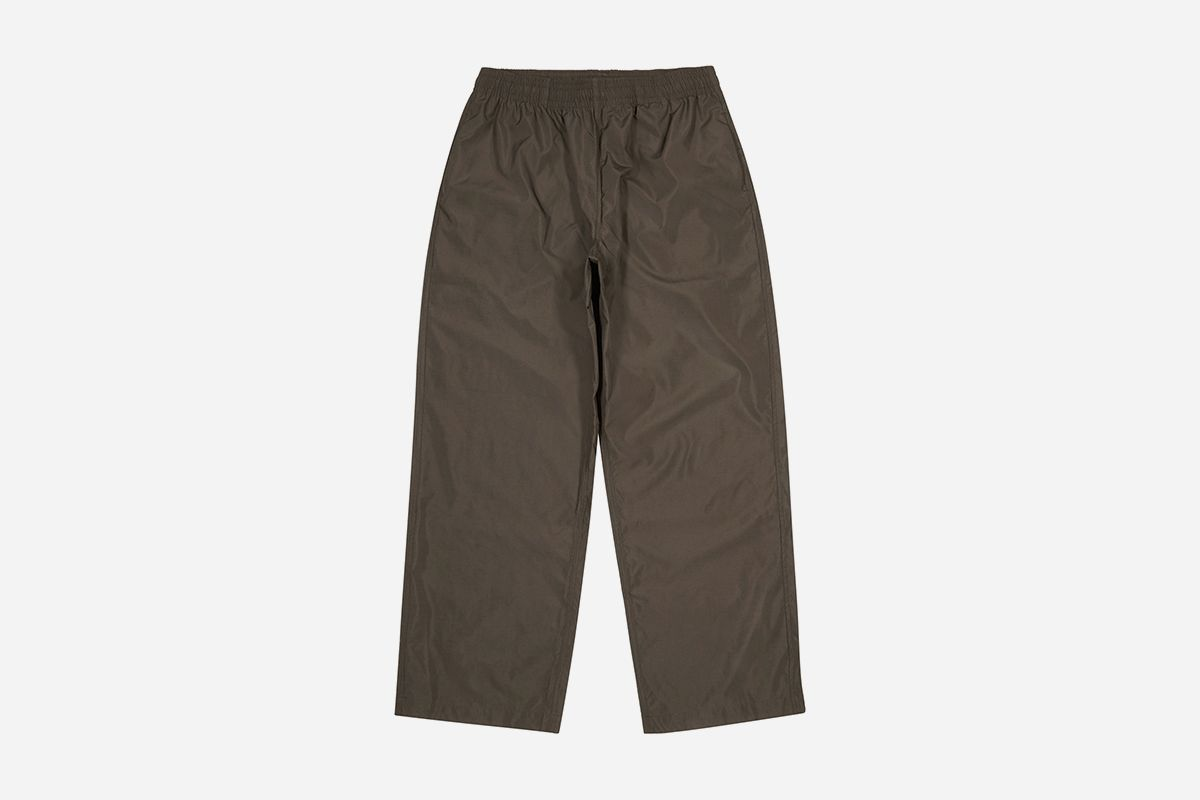Wide Shell Trousers