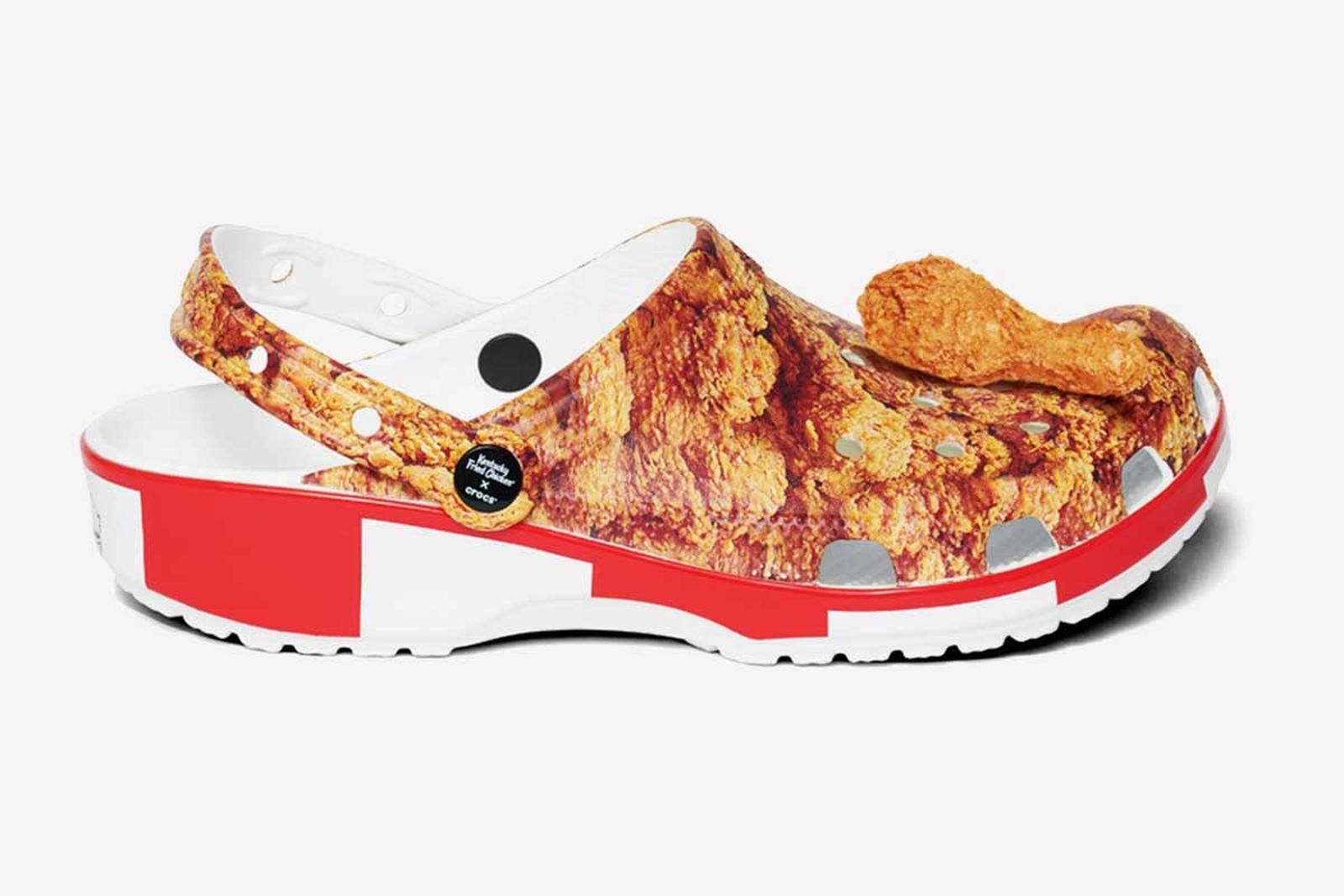 KFC x Crocs release date price