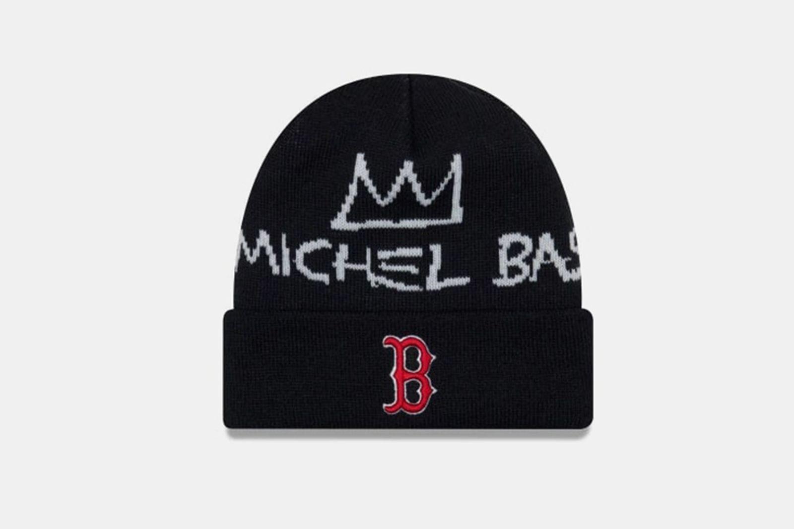jean michel basquiat new era mlb headwear