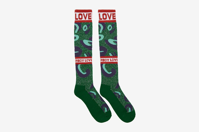 Loverboy Monster Socks