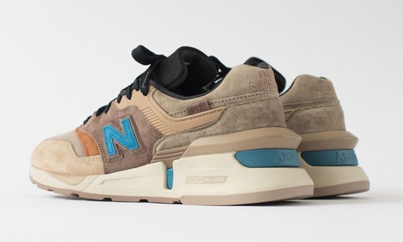 brand new 5ba01 57c67 KITH x nonnative x New Balance 997: Official Release Info