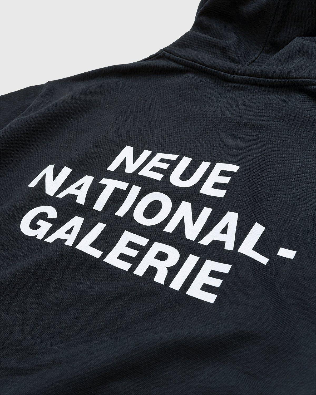 Highsnobiety x Neue National Galerie – Hoodie Black - Image 4
