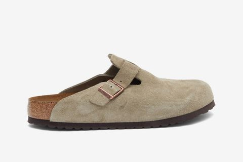 Boston Suede Sandals