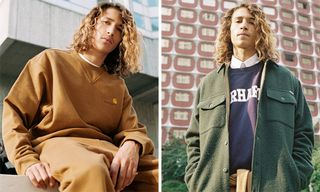 Carhartt WIP Remasters Iconic Workwear Styles for FW18