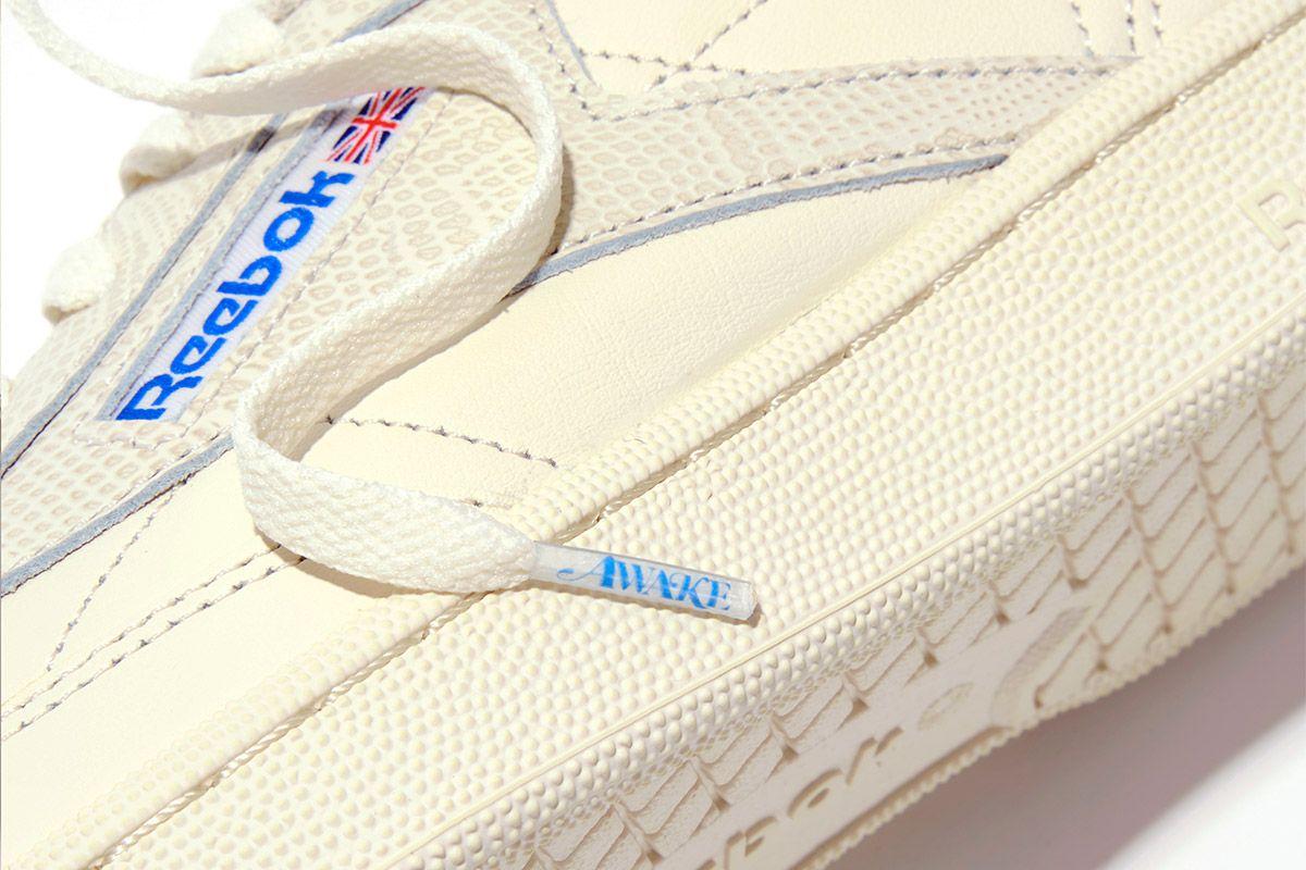 Awake NY's New Reebok Collab Is a Nod to Sneaker Historian Gary Warnett 22