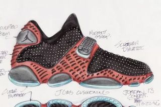 buy popular e4315 a06ad Tim Hardaway Jr. Reveals a Brand New Air Jordan 13 in OG Bred