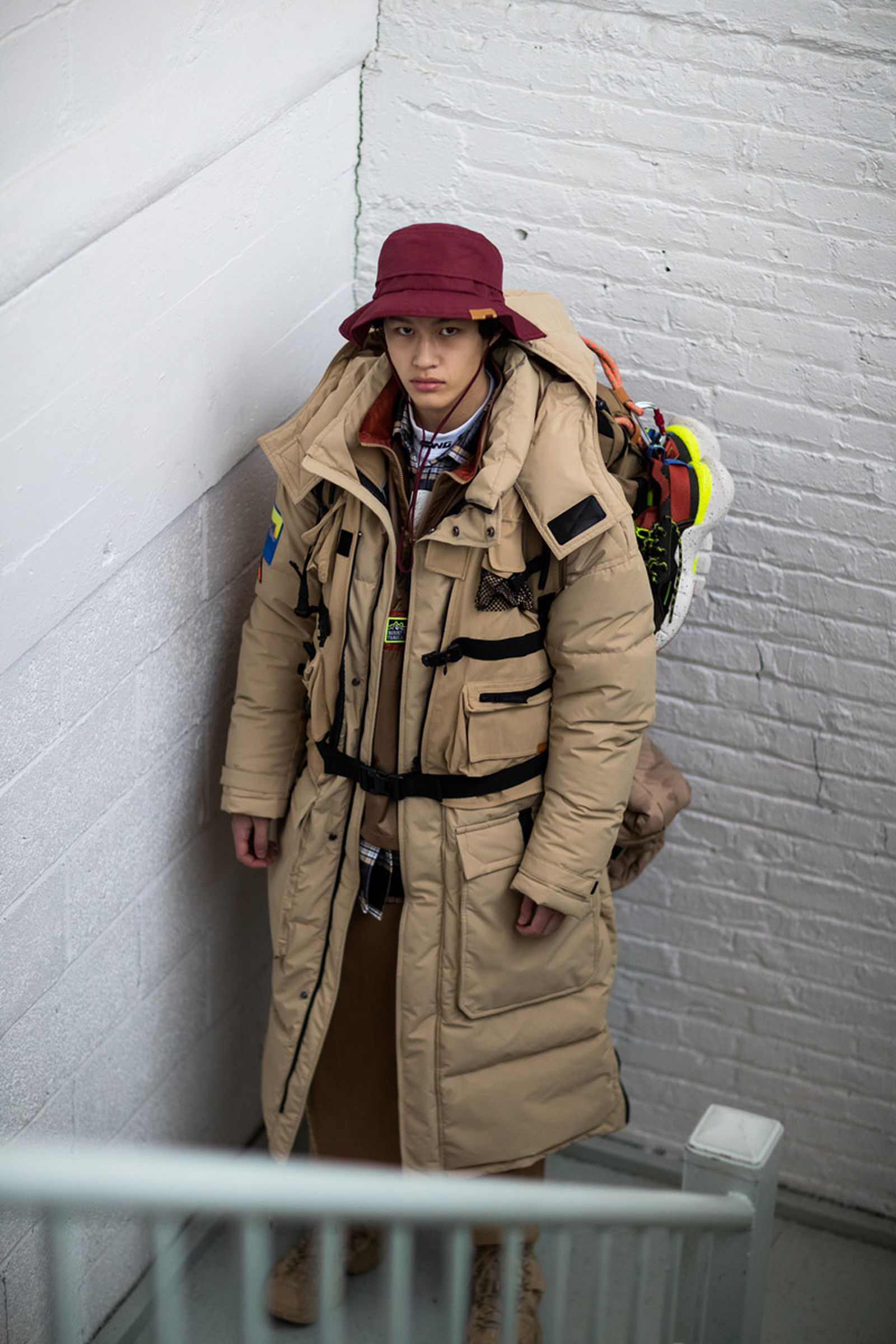 4li ning fw19 new york fashion week fall winter 2019 fashion shows nyfw