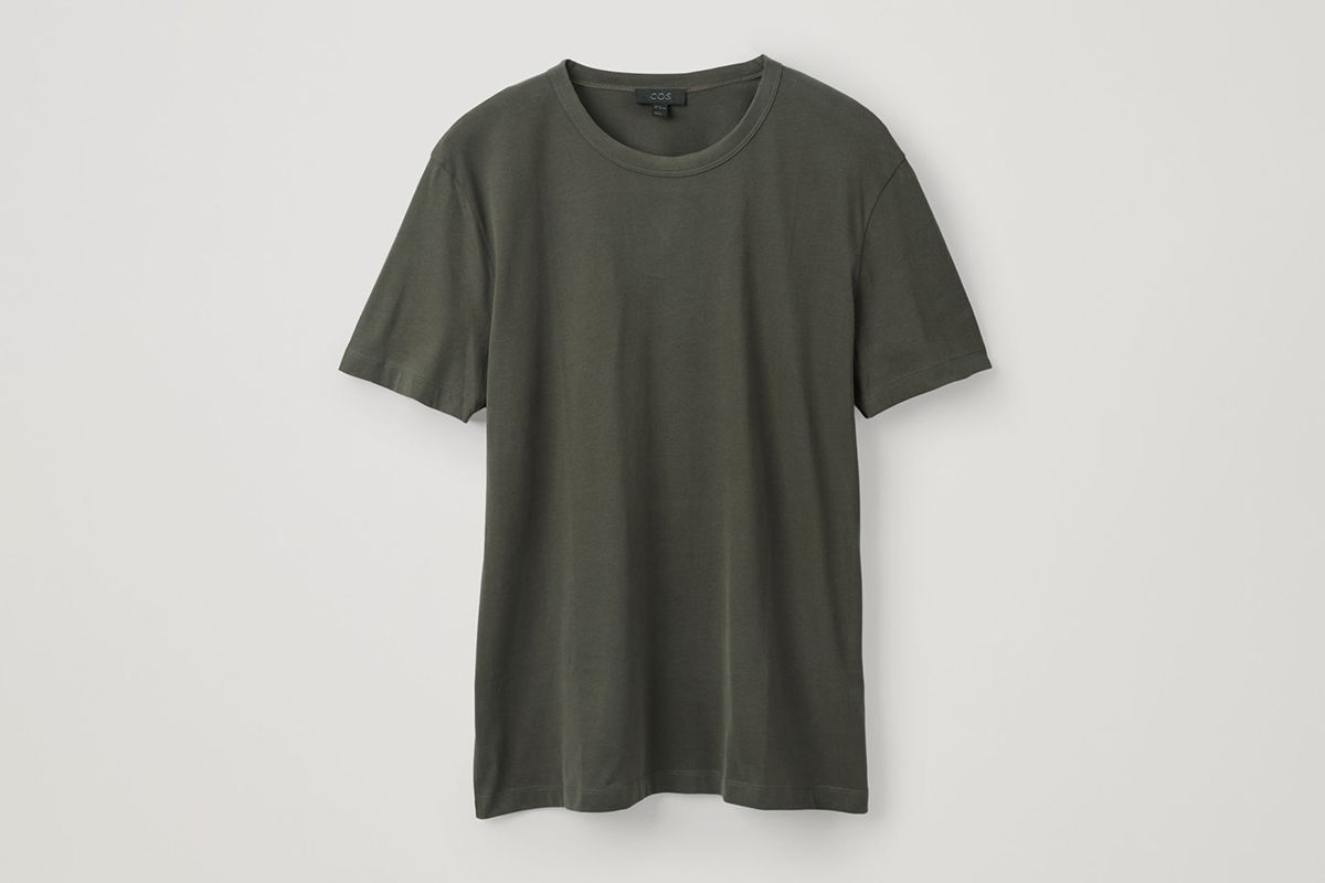 Affiliate Marketing Brushed Cotton T-Shirt