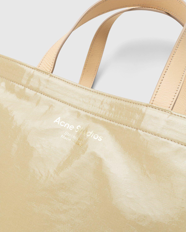 Acne Studios – Tote Bag Beige - Image 3