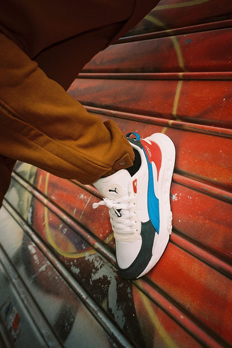 4 Photographers Took Puma's New Wild Riders to the Streets 58