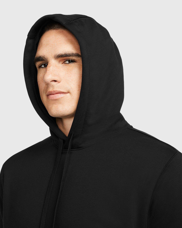 Nike x Highsnobiety – Berlin Club Fleece Hoodie Black  - Image 2