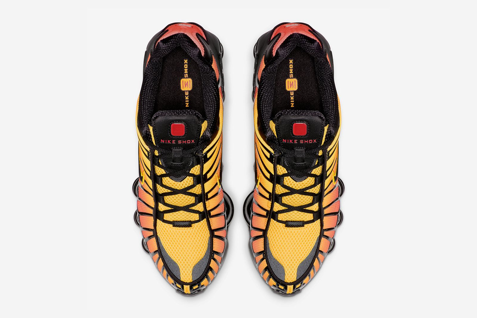 nike shox tl red gradient release date price