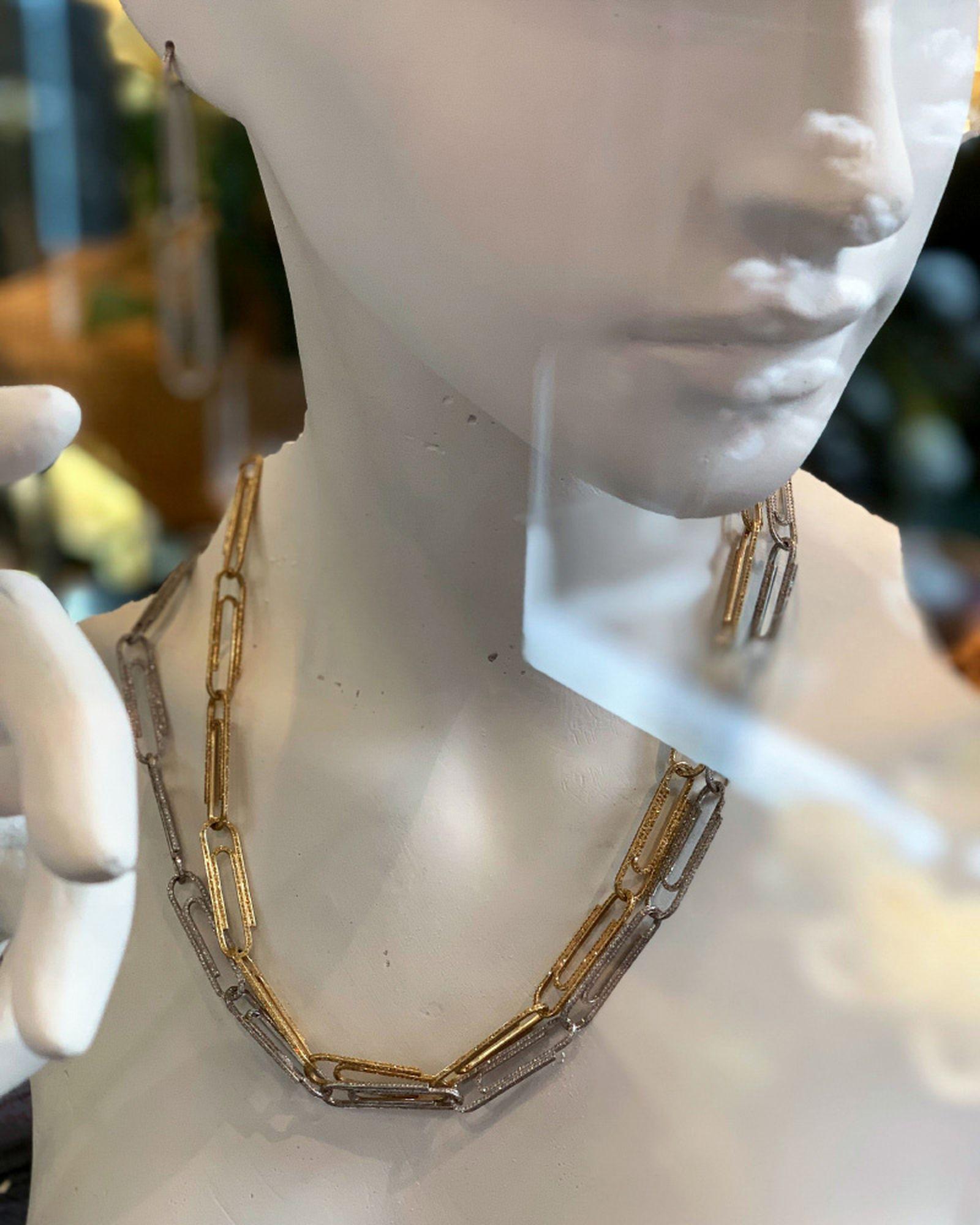 virgil abloh jewelry line OFF-WHITE c/o Virgil Abloh PW19 pfw19