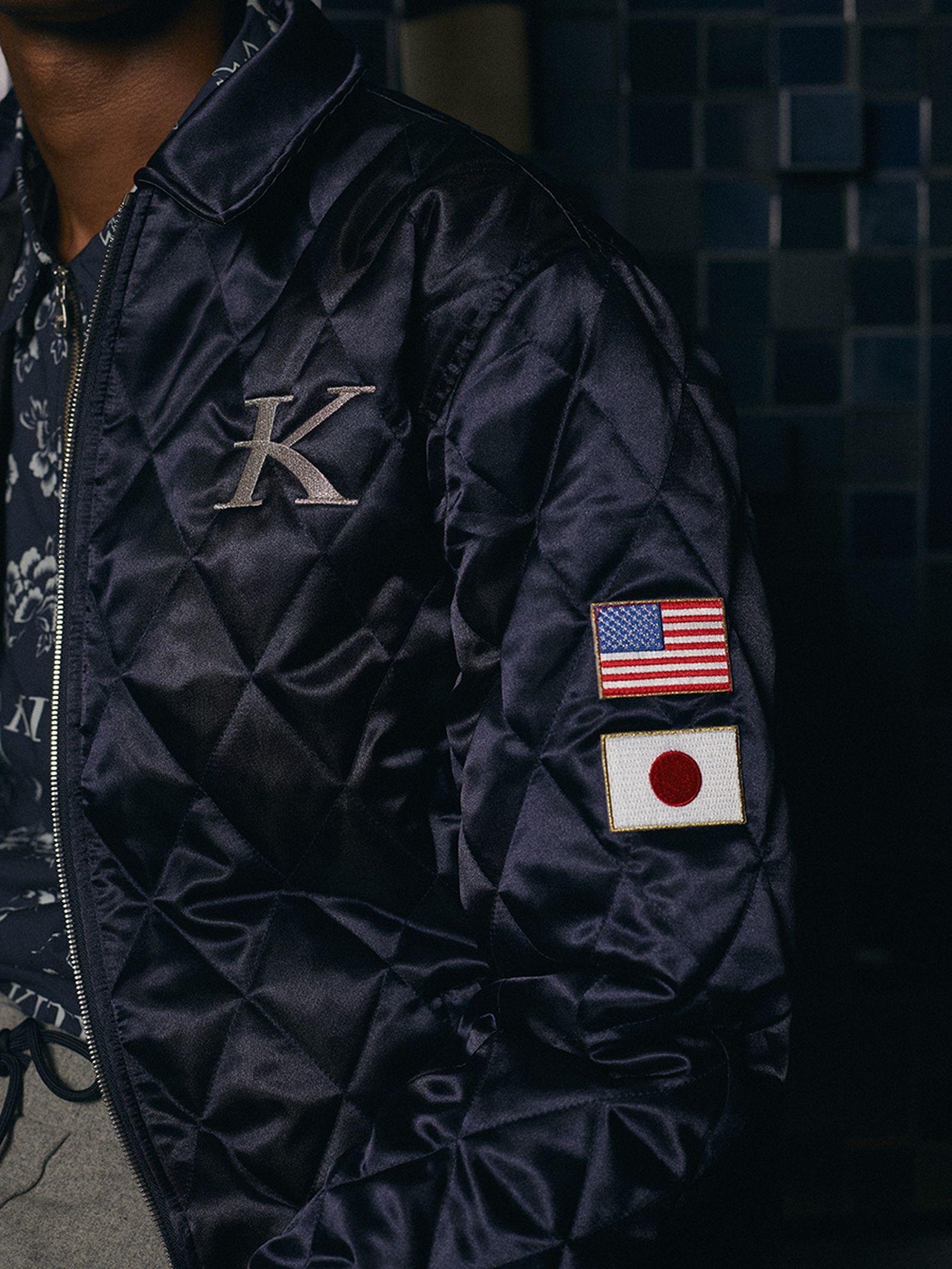 KITH Nobu jacket